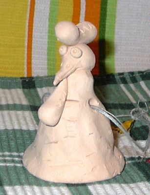 Фото Sibmama - Лепка (пластилин и глина)/колокольчик из глины: http://foto.sibmama.ru/displayimage.php?album=31&pos=11