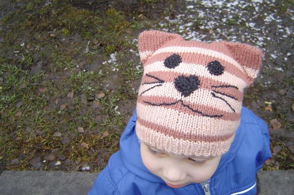 Игрушка Вязание крючком: Коты и кошки Нитки Дебют.  Фото.