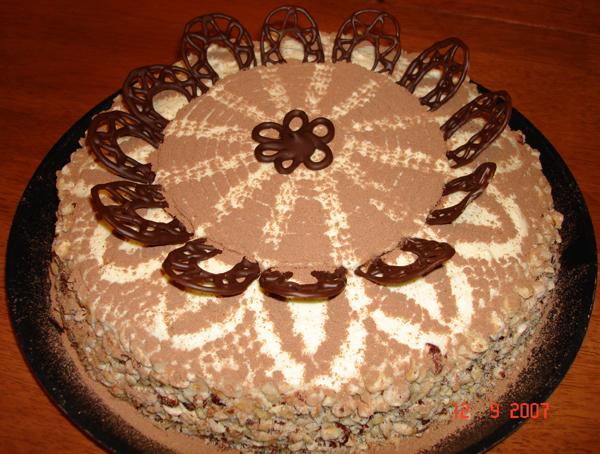Оформление тортов своими руками в домашних условиях