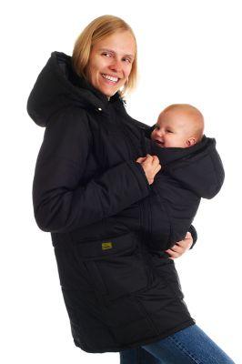 Данная зимняя слингокуртка Мать-ехидна (слингокуртка Деметра...