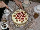 Рецепт приготовления медового торта.