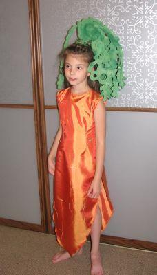 Морковка своими руками фото