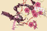 Ханами - японская национальная традиция любования цветами, самый известный из которых - цветущая сакура.